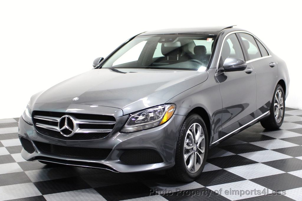 2017 Mercedes-Benz C-Class CERTIFIED C300 4Matic AWD CAMERA / NAVIGATION - 16747583 - 10