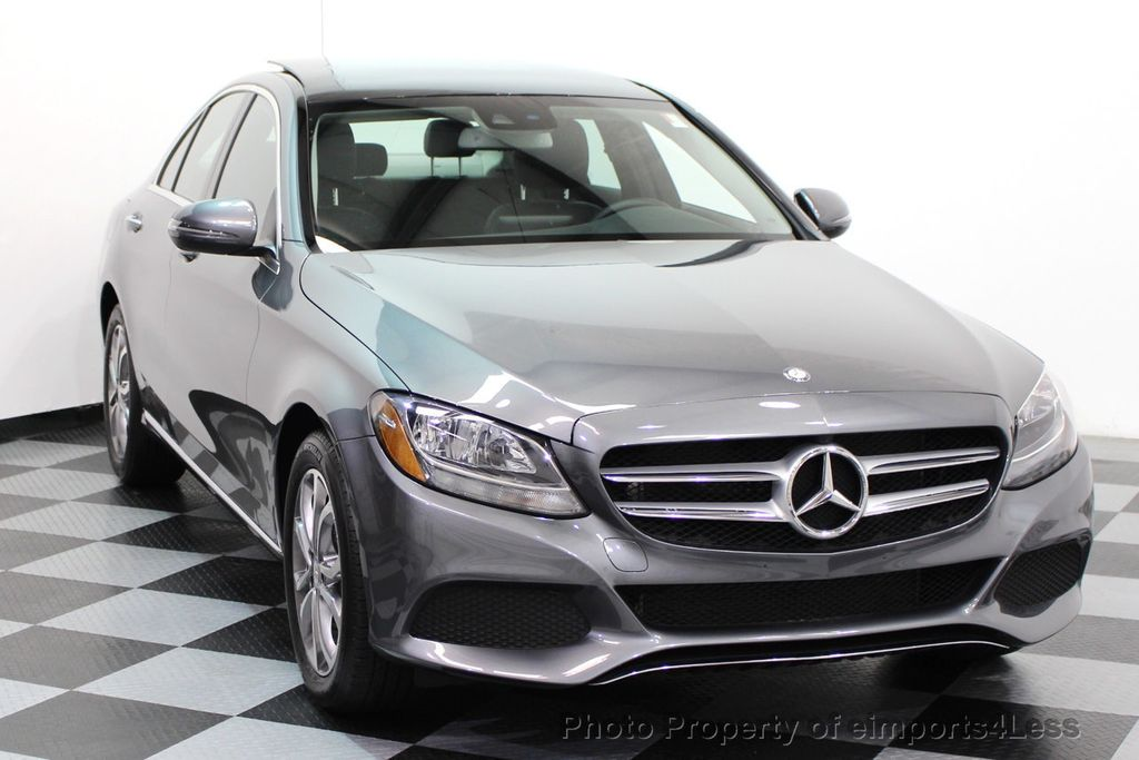 2017 Mercedes-Benz C-Class CERTIFIED C300 4Matic AWD CAMERA / NAVIGATION - 16747583 - 11