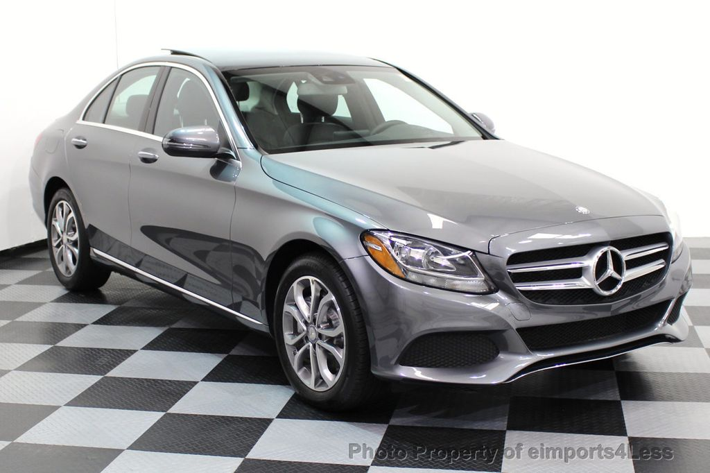 2017 Mercedes-Benz C-Class CERTIFIED C300 4Matic AWD CAMERA / NAVIGATION - 16747583 - 18
