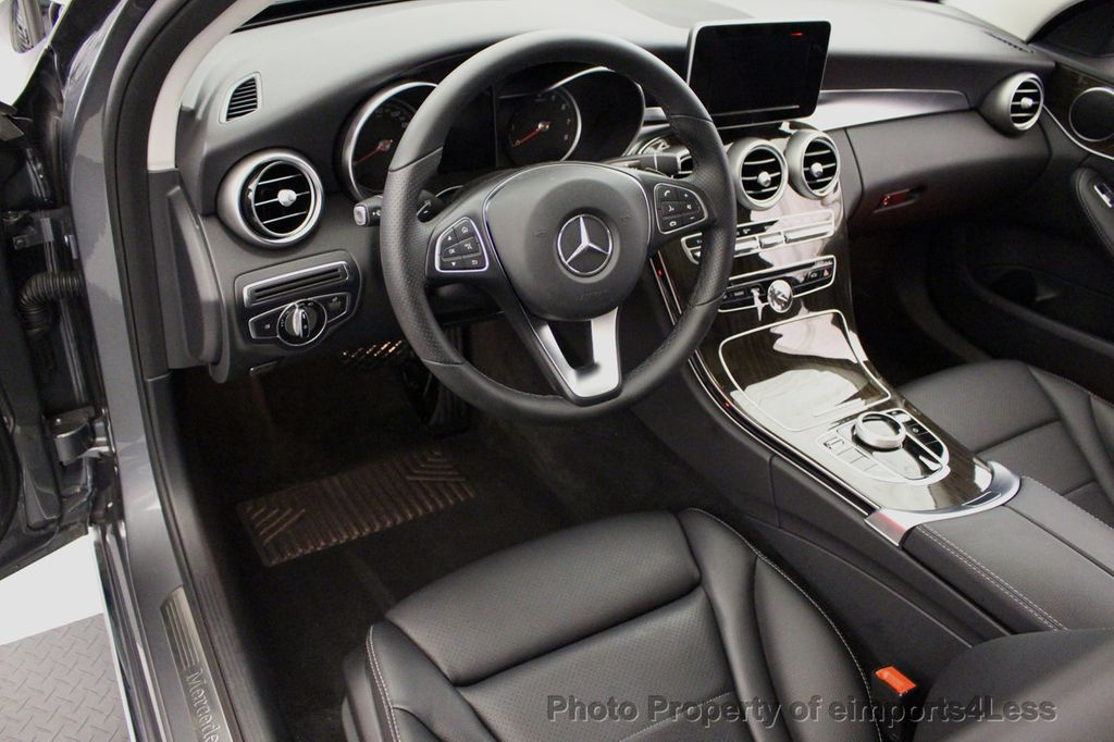 2017 Mercedes-Benz C-Class CERTIFIED C300 4Matic AWD CAMERA / NAVIGATION - 16747583 - 22