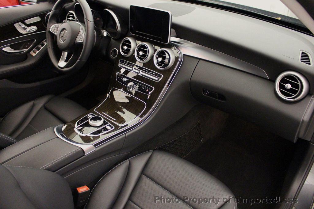 2017 Mercedes-Benz C-Class CERTIFIED C300 4Matic AWD CAMERA / NAVIGATION - 16747583 - 23