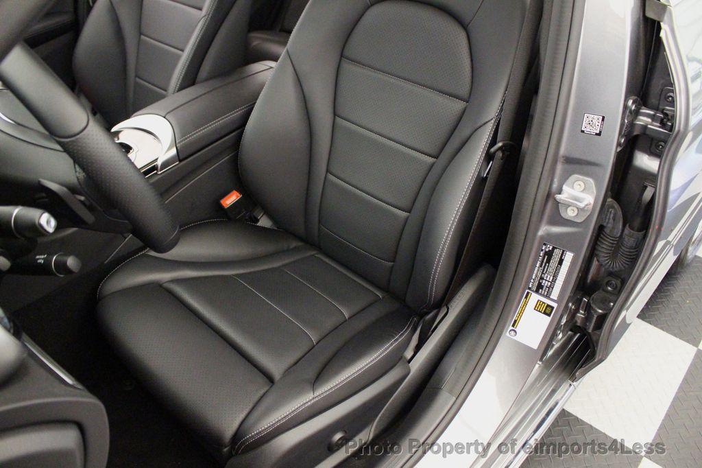 2017 Mercedes-Benz C-Class CERTIFIED C300 4Matic AWD CAMERA / NAVIGATION - 16747583 - 24