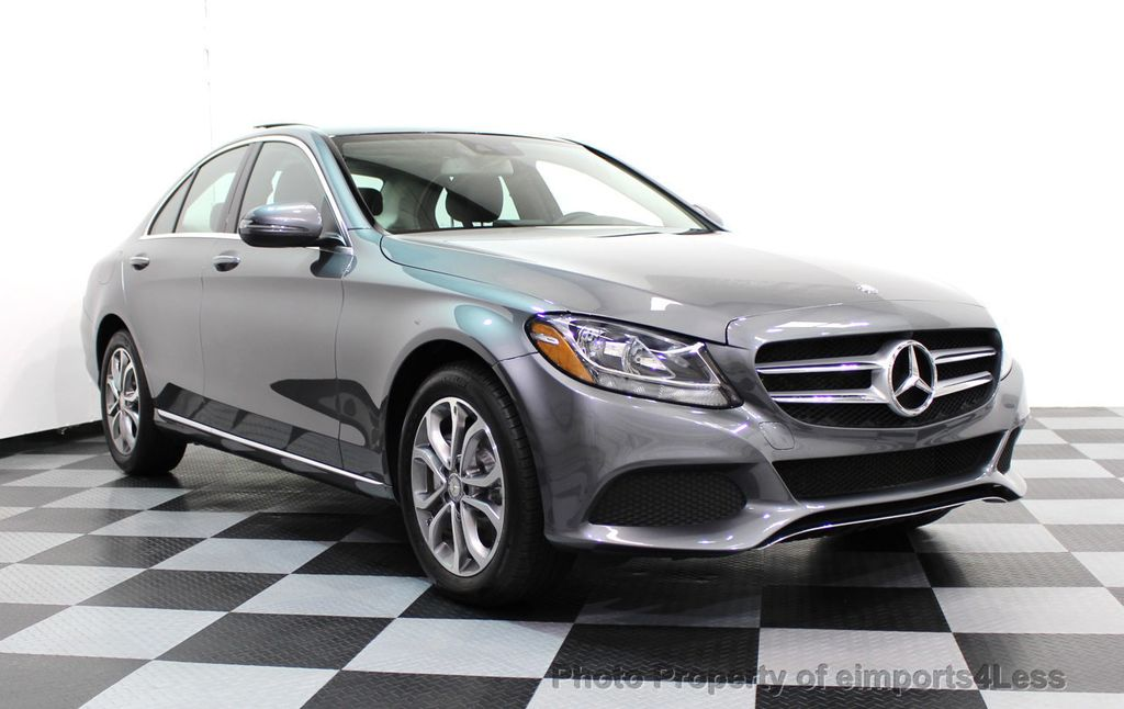 2017 Mercedes-Benz C-Class CERTIFIED C300 4Matic AWD CAMERA / NAVIGATION - 16747583 - 29