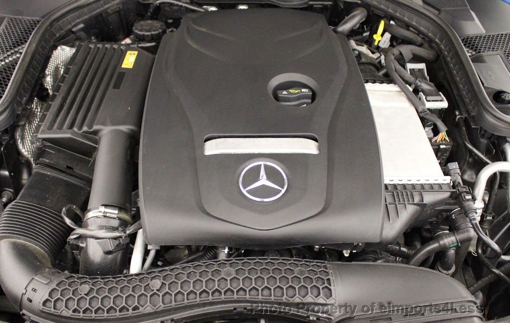 2017 Mercedes-Benz C-Class CERTIFIED C300 4Matic AWD CAMERA / NAVIGATION - 16747583 - 32