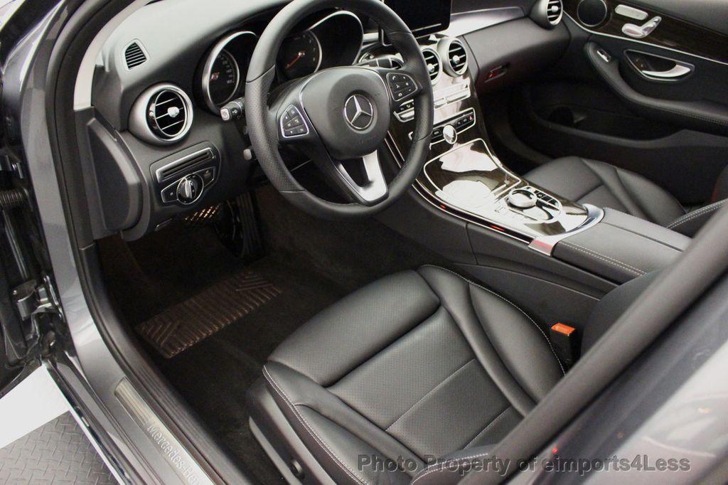 2017 Mercedes-Benz C-Class CERTIFIED C300 4Matic AWD CAMERA / NAVIGATION - 16747583 - 34