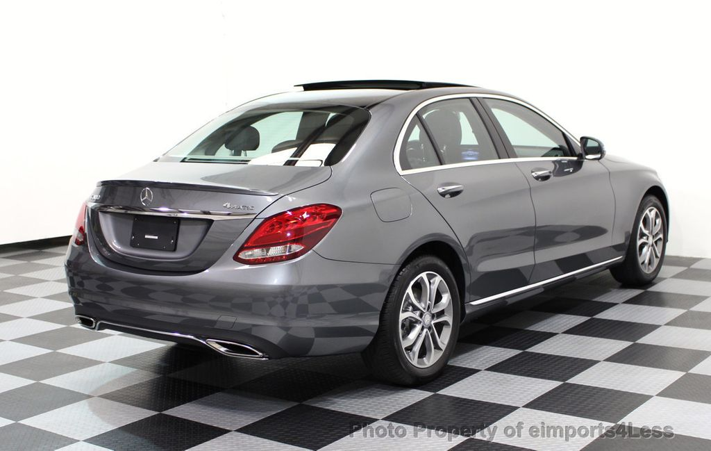 2017 Mercedes-Benz C-Class CERTIFIED C300 4Matic AWD CAMERA / NAVIGATION - 16747583 - 3