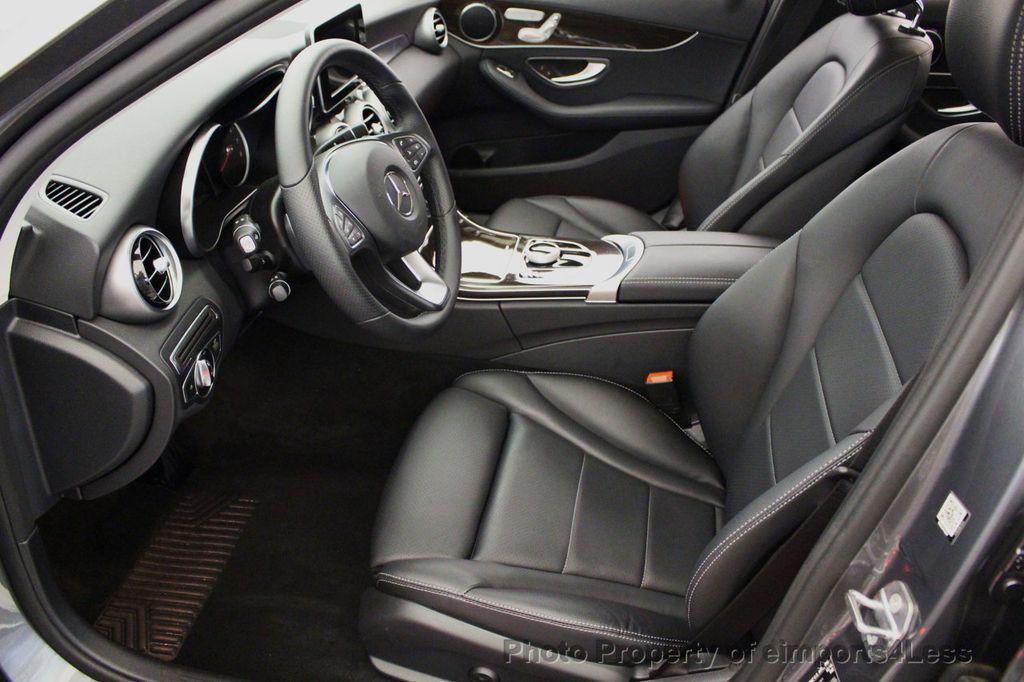 2017 Mercedes-Benz C-Class CERTIFIED C300 4Matic AWD CAMERA / NAVIGATION - 16747583 - 39
