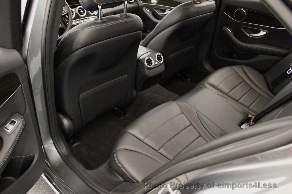 2017 Mercedes-Benz C-Class CERTIFIED C300 4Matic AWD CAMERA / NAVIGATION - 16747583 - 42
