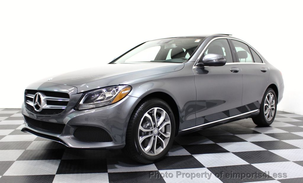 2017 Mercedes-Benz C-Class CERTIFIED C300 4Matic AWD CAMERA / NAVIGATION - 16747583 - 46
