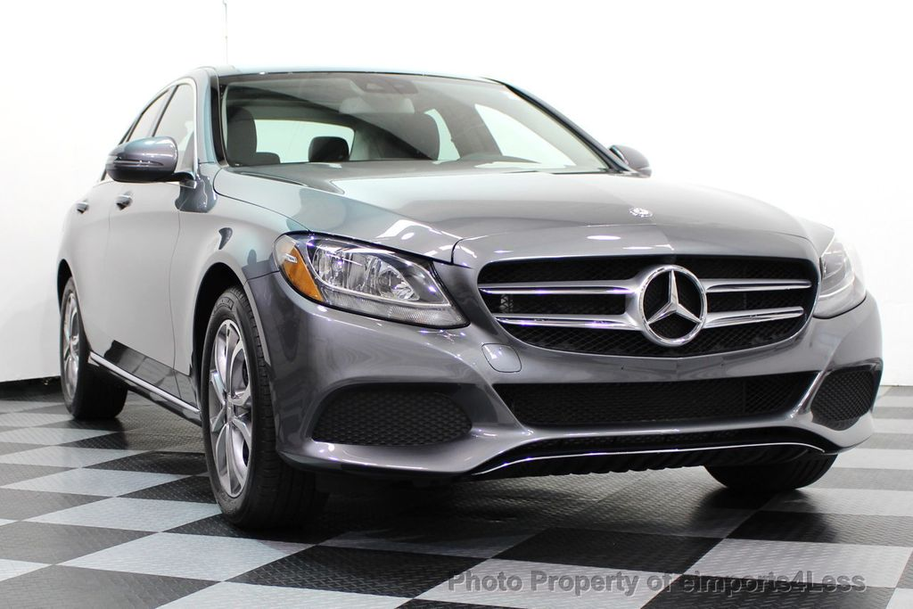 2017 Mercedes-Benz C-Class CERTIFIED C300 4Matic AWD CAMERA / NAVIGATION - 16747583 - 48