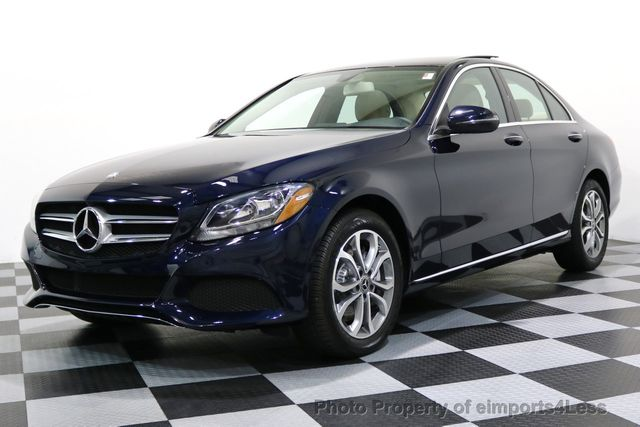 2017 Mercedes Benz C Cl