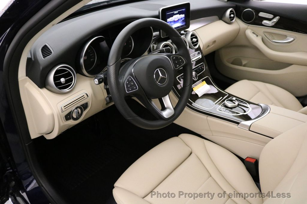 2017 Mercedes-Benz C-Class CERTIFIED C300 4Matic AWD Pano Camera NAVI - 16934087 - 6