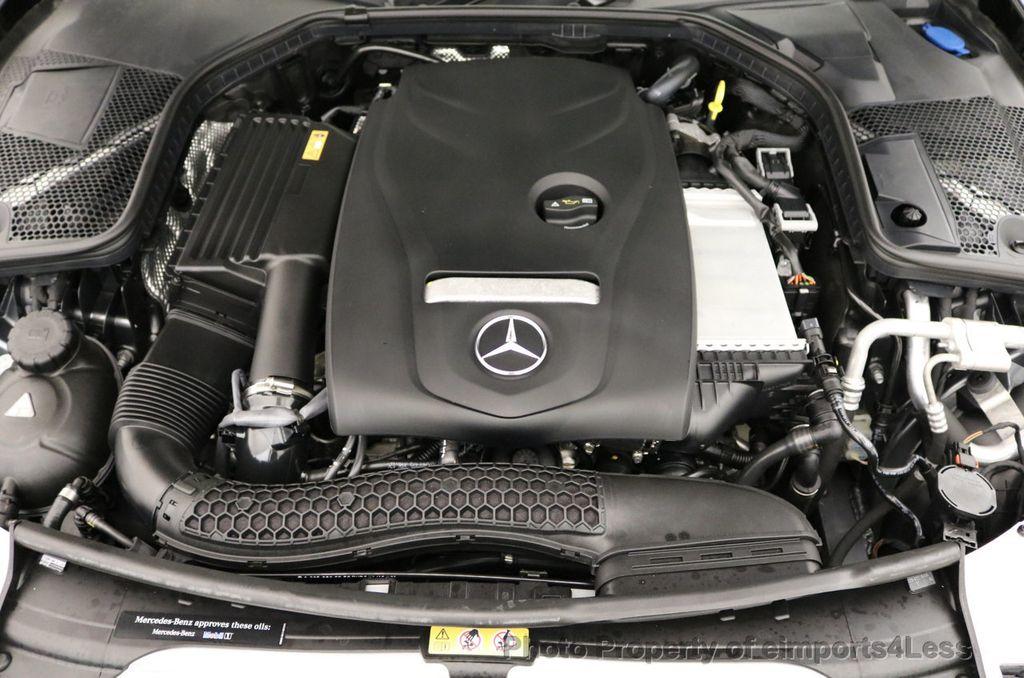 2017 Mercedes-Benz C-Class CERTIFIED C300 4Matic P2 AWD CABRIOLET CAMERA NAVI - 17270745 - 18