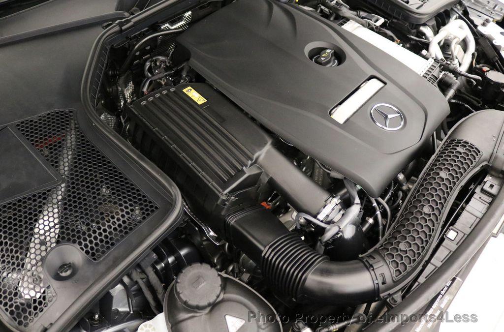 2017 Mercedes-Benz C-Class CERTIFIED C300 4Matic P2 AWD CABRIOLET CAMERA NAVI - 17270745 - 19