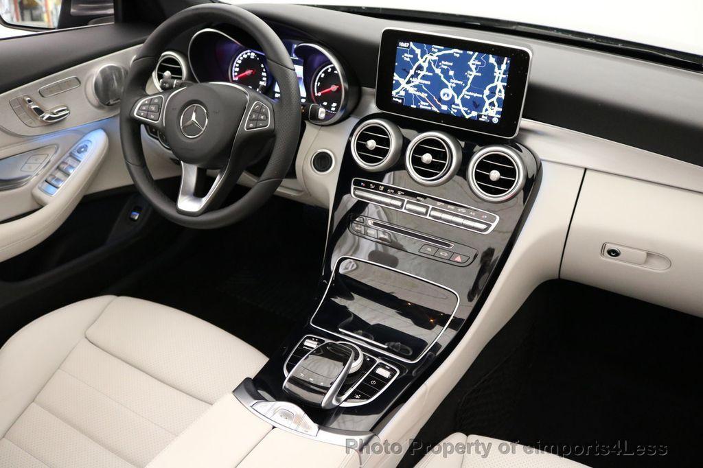 2017 Mercedes-Benz C-Class CERTIFIED C300 4Matic P2 AWD CABRIOLET CAMERA NAVI - 17270745 - 23