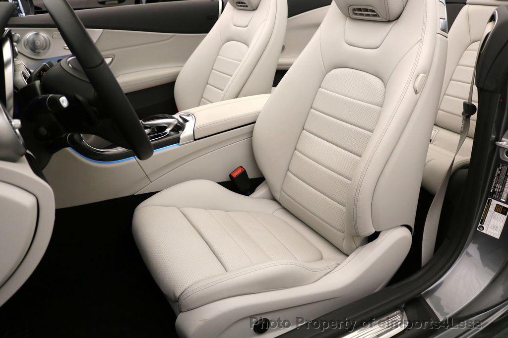 2017 Mercedes-Benz C-Class CERTIFIED C300 4Matic P2 AWD CABRIOLET CAMERA NAVI - 17270745 - 33