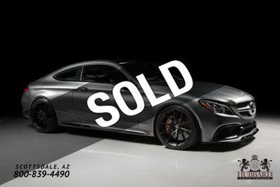 2017 Mercedes-Benz C-Class Edition 1  Coupe