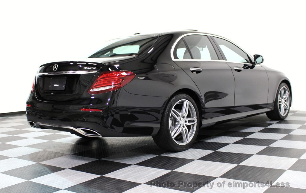 2017 Mercedes Benz E Cl Certified E300 4matic Amg Sport Package Awd 16845297
