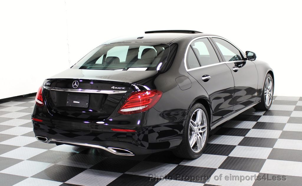 2017 used mercedes benz certified e300 4matic amg sport for Mercedes benz of greensboro used cars