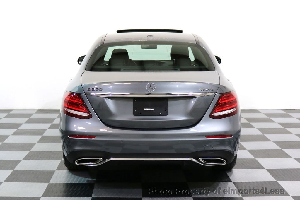 2017 Mercedes-Benz E-Class CERTIFIED E300 4Matic AMG Sport Package AWD BLIND SPOT NAV  - 17308041 - 17