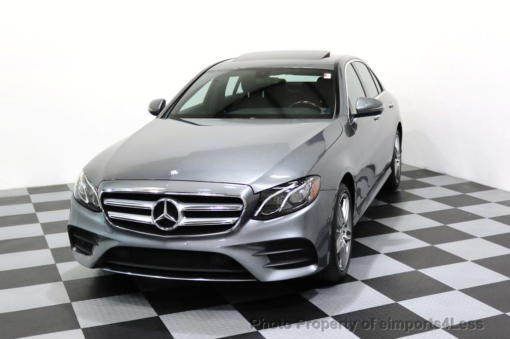 2017 Mercedes-Benz E-Class CERTIFIED E300 4Matic AMG Sport Package AWD BLIND SPOT NAV  - 17308041 - 29