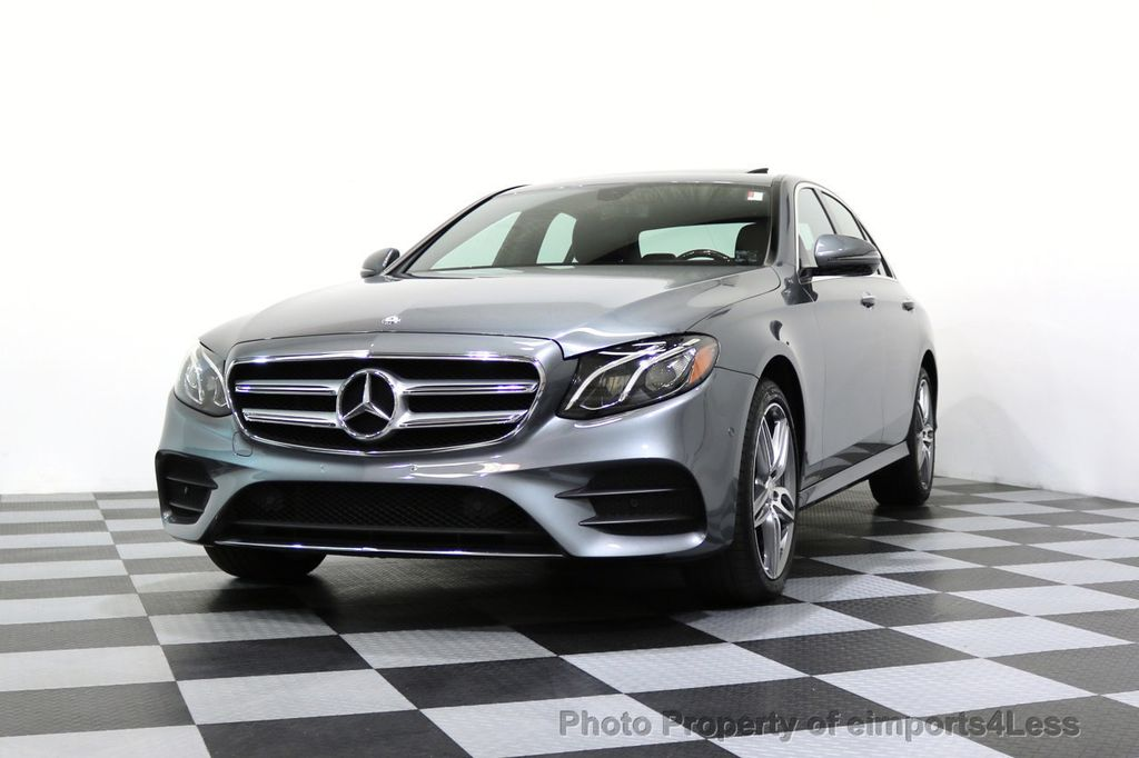 2017 Mercedes-Benz E-Class CERTIFIED E300 4Matic AMG Sport Package AWD BLIND SPOT NAV  - 17308041 - 41