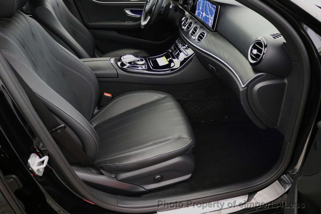2017 Mercedes-Benz E-Class CERTIFIED E300 4Matic AMG Sport Package AWD CAMERA NAVI - 17425258 - 27