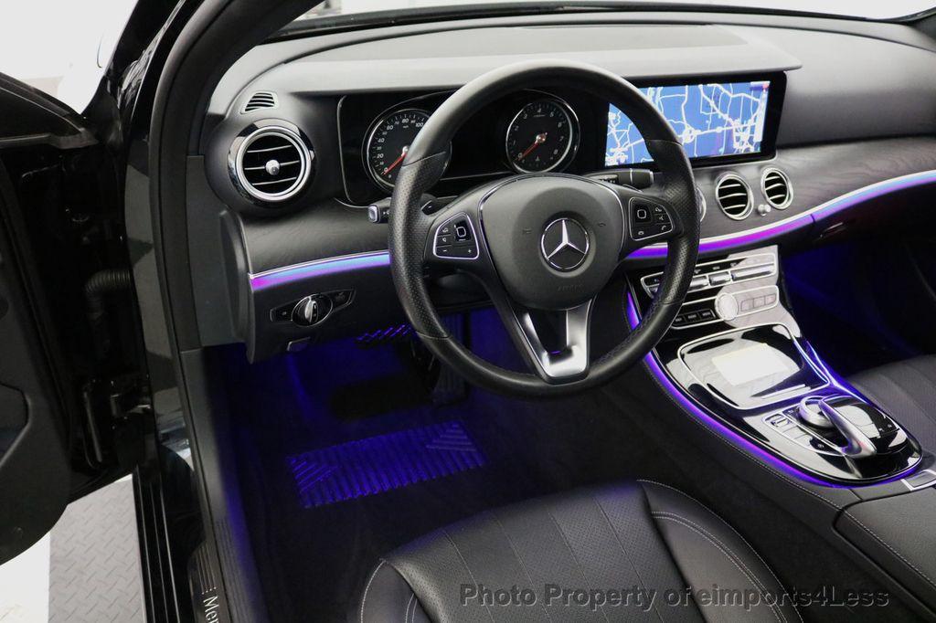 2017 Mercedes-Benz E-Class CERTIFIED E300 4Matic AMG Sport Package AWD CAMERA NAVI - 17425258 - 36