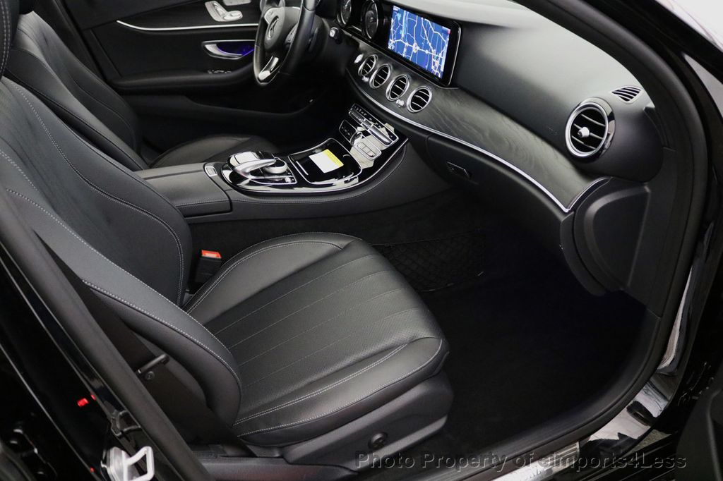 2017 Mercedes-Benz E-Class CERTIFIED E300 4Matic AMG Sport Package AWD CAMERA NAVI - 17425258 - 37