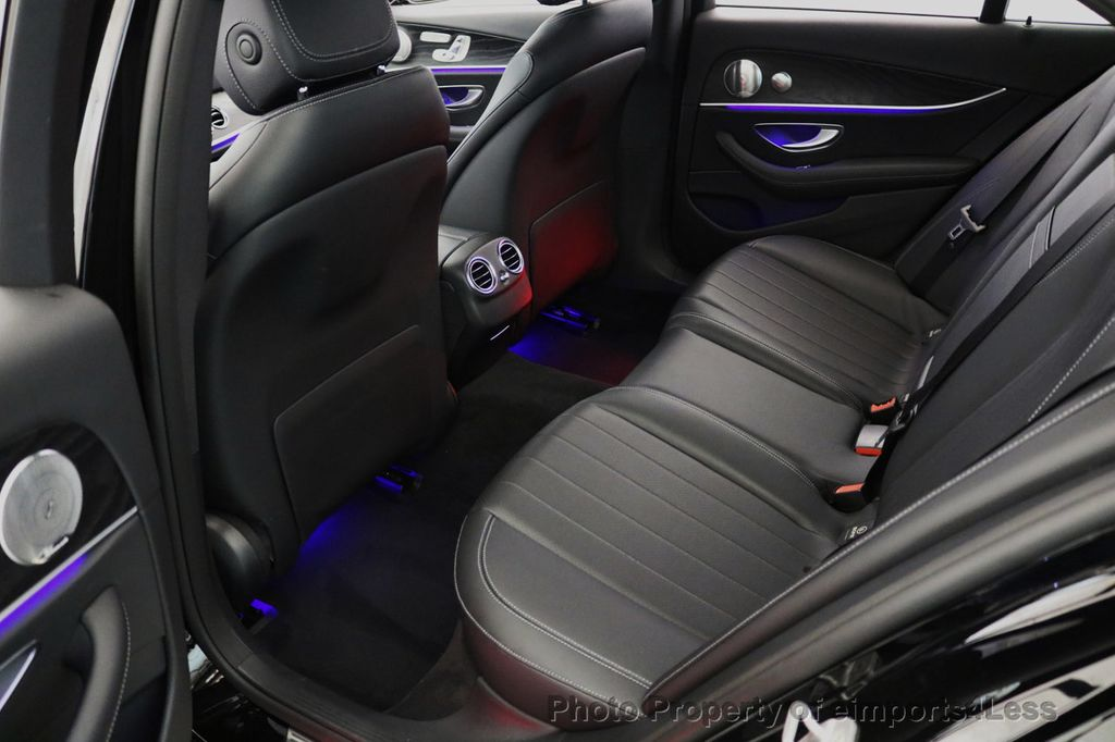 2017 Mercedes-Benz E-Class CERTIFIED E300 4Matic AMG Sport Package AWD CAMERA NAVI - 17425258 - 38
