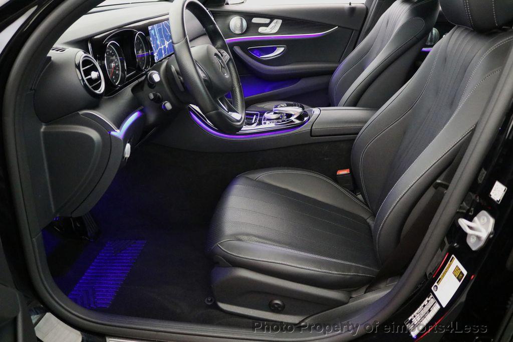 2017 Mercedes-Benz E-Class CERTIFIED E300 4Matic AMG Sport Package AWD CAMERA NAVI - 17425258 - 40