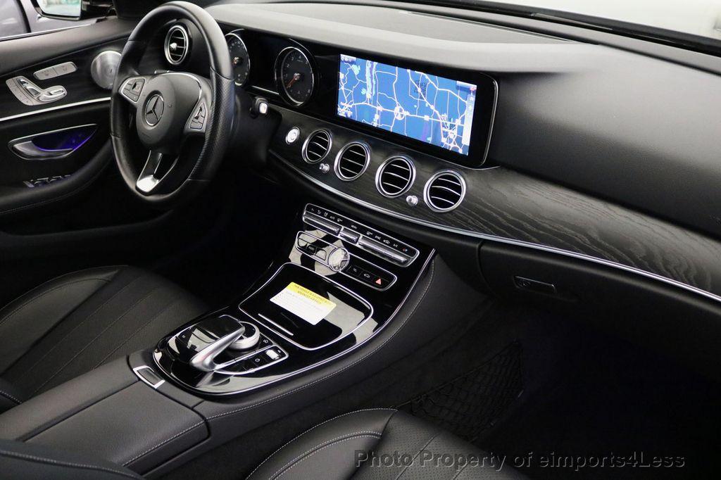 2017 Mercedes-Benz E-Class CERTIFIED E300 4Matic AMG Sport Package AWD CAMERA NAVI - 17425258 - 50