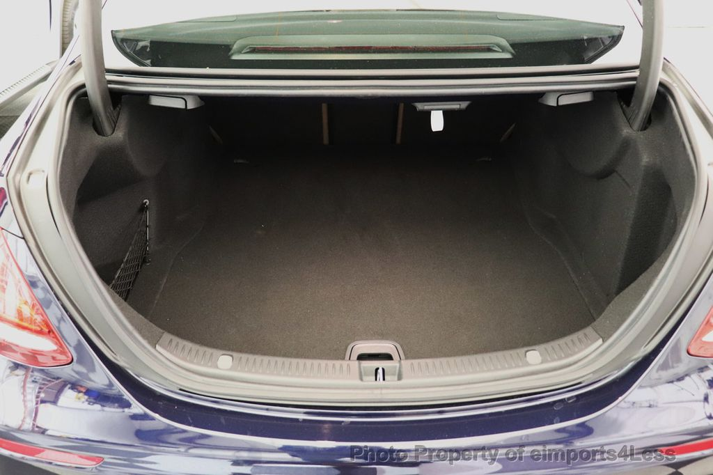 2017 Mercedes-Benz E-Class CERTIFIED E300 4MATIC AMG Sport Package AWD LED NAV CAM BLIS - 18373066 - 21