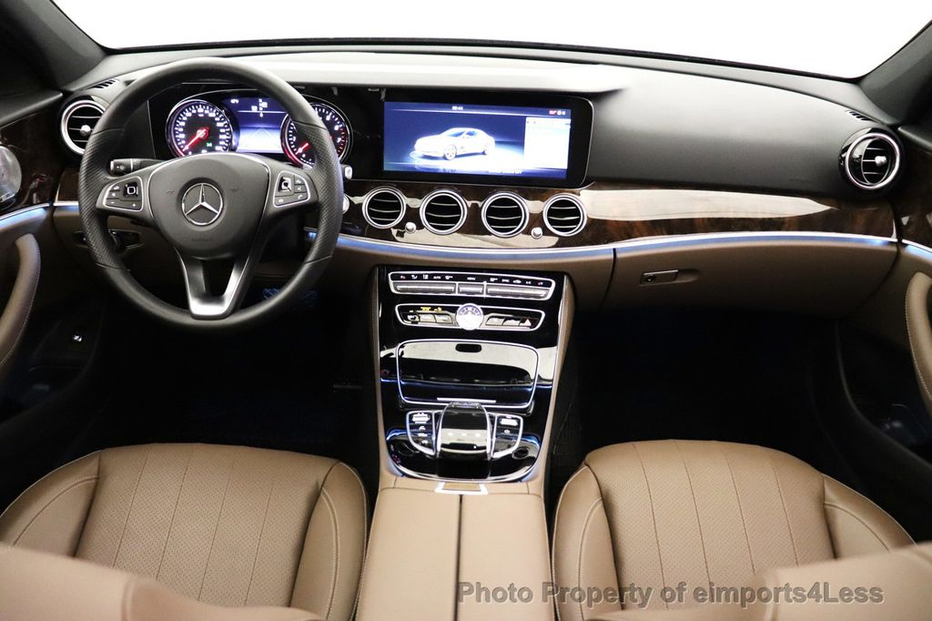 2017 Mercedes-Benz E-Class CERTIFIED E300 4MATIC AMG Sport Package AWD LED NAV CAM BLIS - 18373066 - 33