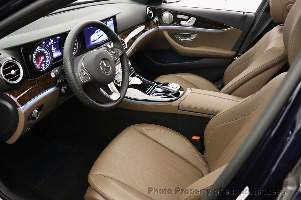 2017 Mercedes-Benz E-Class CERTIFIED E300 4MATIC AMG Sport Package AWD LED NAV CAM BLIS - 18373066 - 5