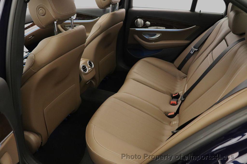 2017 Mercedes-Benz E-Class CERTIFIED E300 4MATIC AMG Sport Package AWD LED NAV CAM BLIS - 18373066 - 7