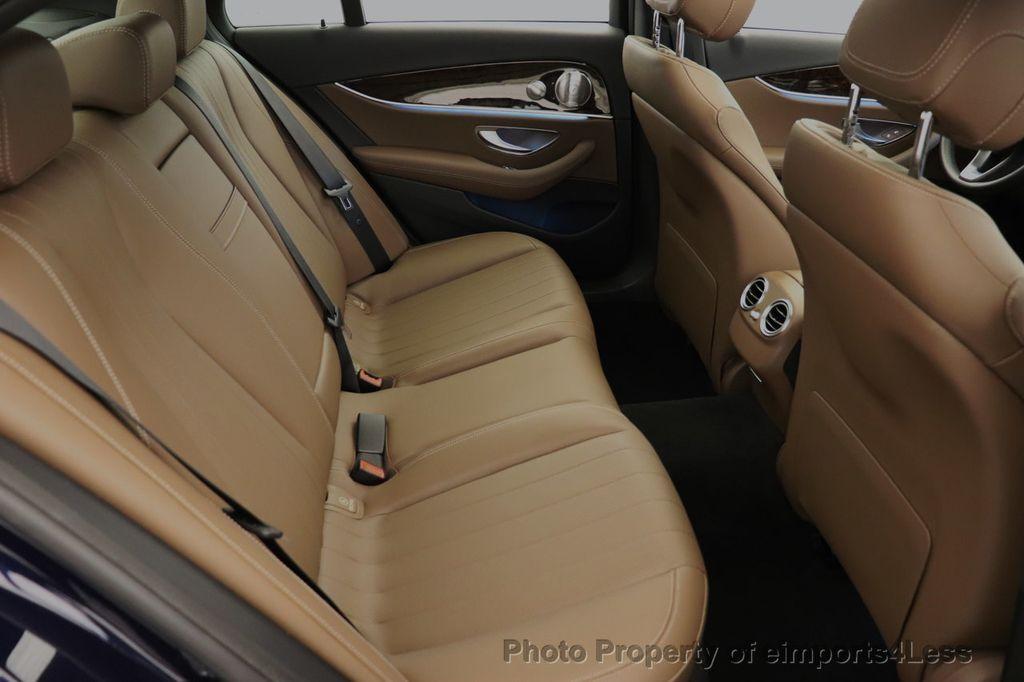 2017 Mercedes-Benz E-Class CERTIFIED E300 4MATIC AMG Sport Package AWD LED NAV CAM BLIS - 18373066 - 8