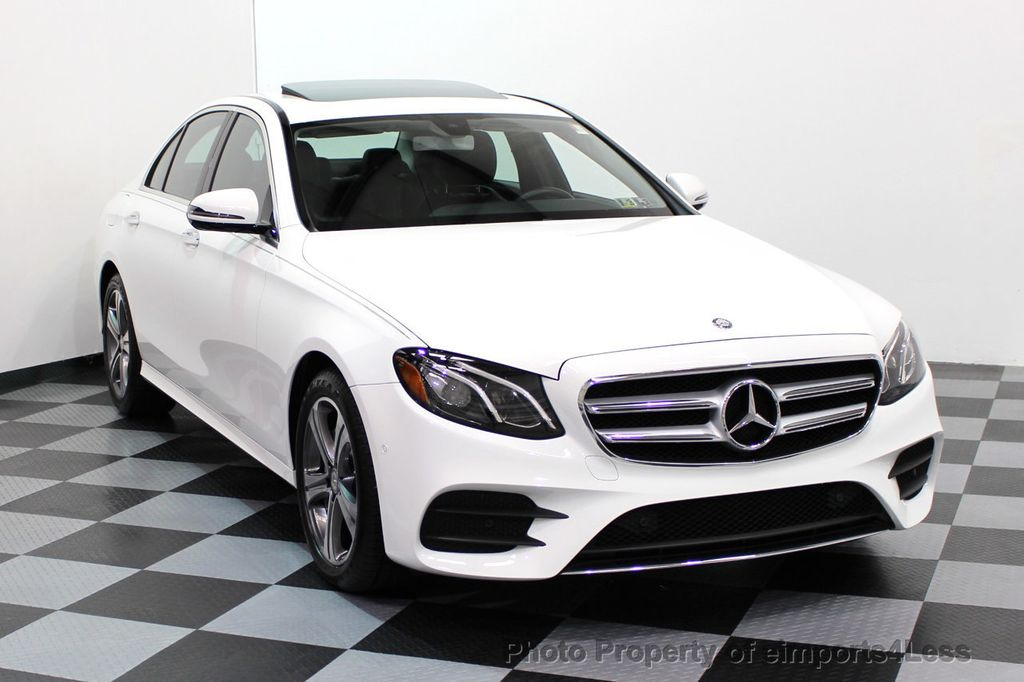 2017 used mercedes