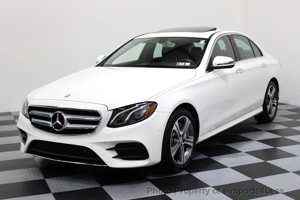 2017 Mercedes Benz E Cl Certified E300 4matic Sport Awd Camera Navi 16905763