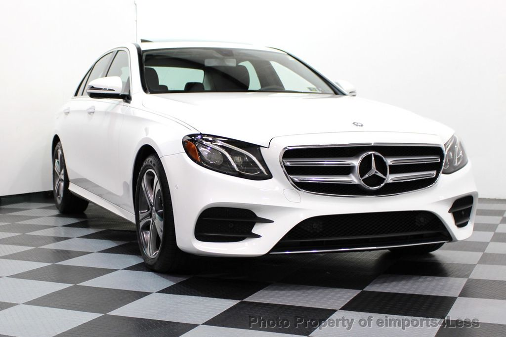 2017 used mercedes benz e class certified e300 4matic. Black Bedroom Furniture Sets. Home Design Ideas