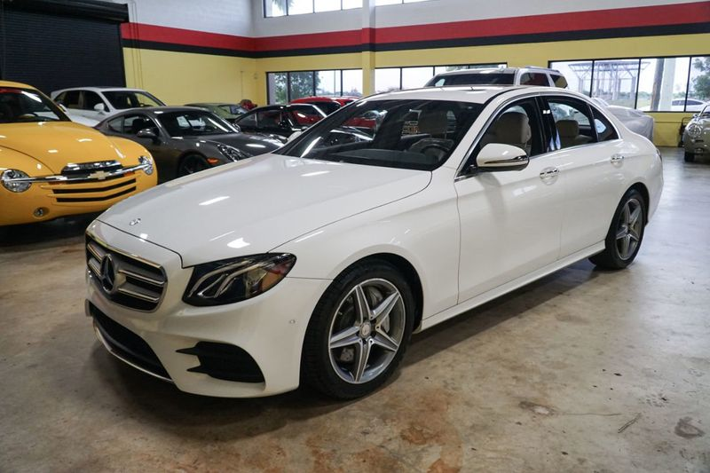 2017 Mercedes-Benz E-Class E 300 Sport RWD Sedan - Click to see full-size photo viewer