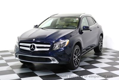 2017 Mercedes-Benz GLA