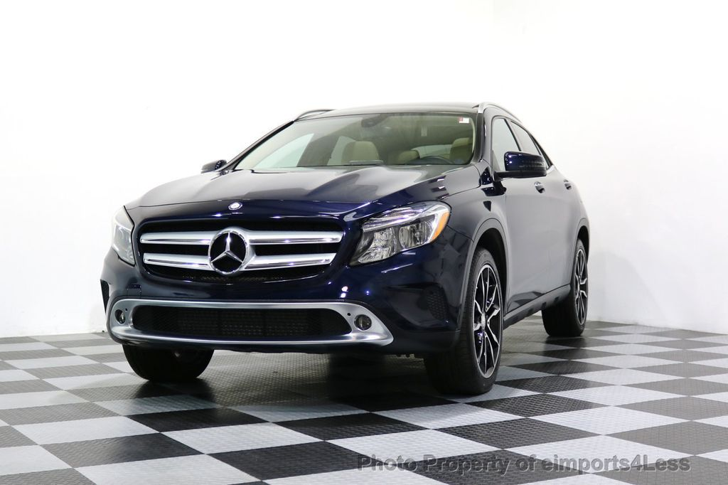 2017 Mercedes-Benz GLA CERTIFIED GLA250 4Matic AWD BLIND SPOT NAVIGATION - 17143760 - 9