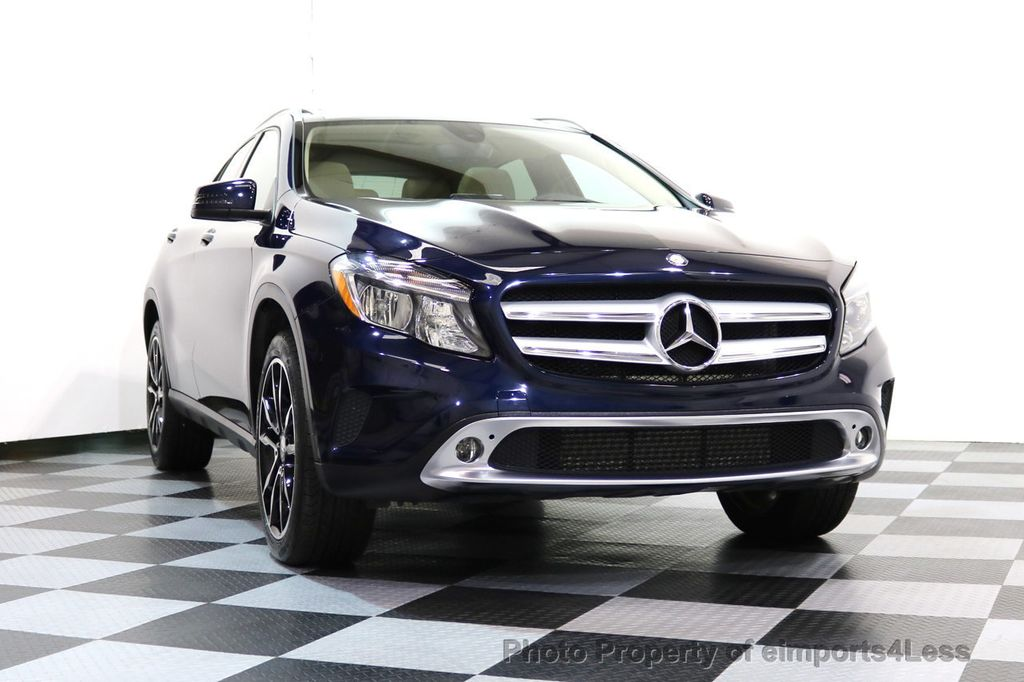 2017 Mercedes-Benz GLA CERTIFIED GLA250 4Matic AWD BLIND SPOT NAVIGATION - 17143760 - 10