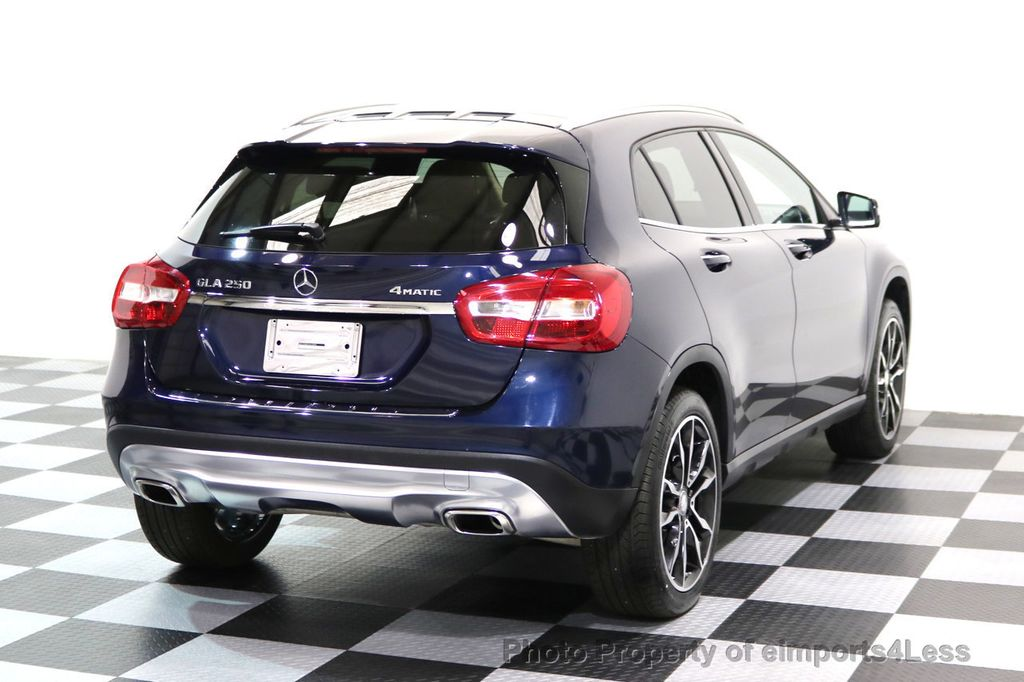2017 Mercedes-Benz GLA CERTIFIED GLA250 4Matic AWD BLIND SPOT NAVIGATION - 17143760 - 13