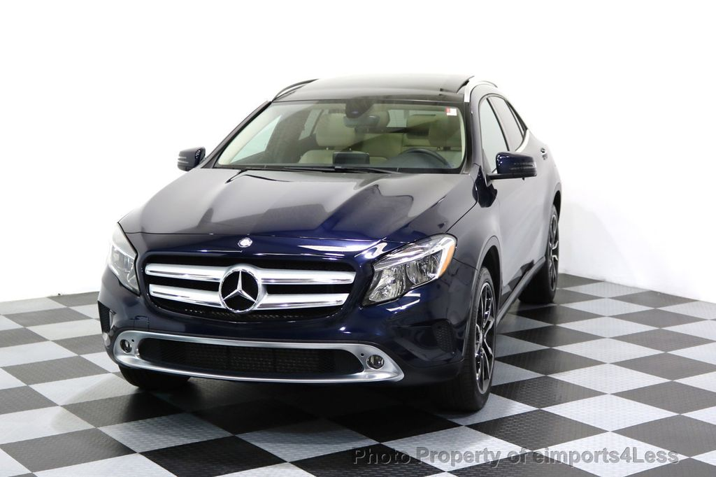 2017 Mercedes-Benz GLA CERTIFIED GLA250 4Matic AWD BLIND SPOT NAVIGATION - 17143760 - 16