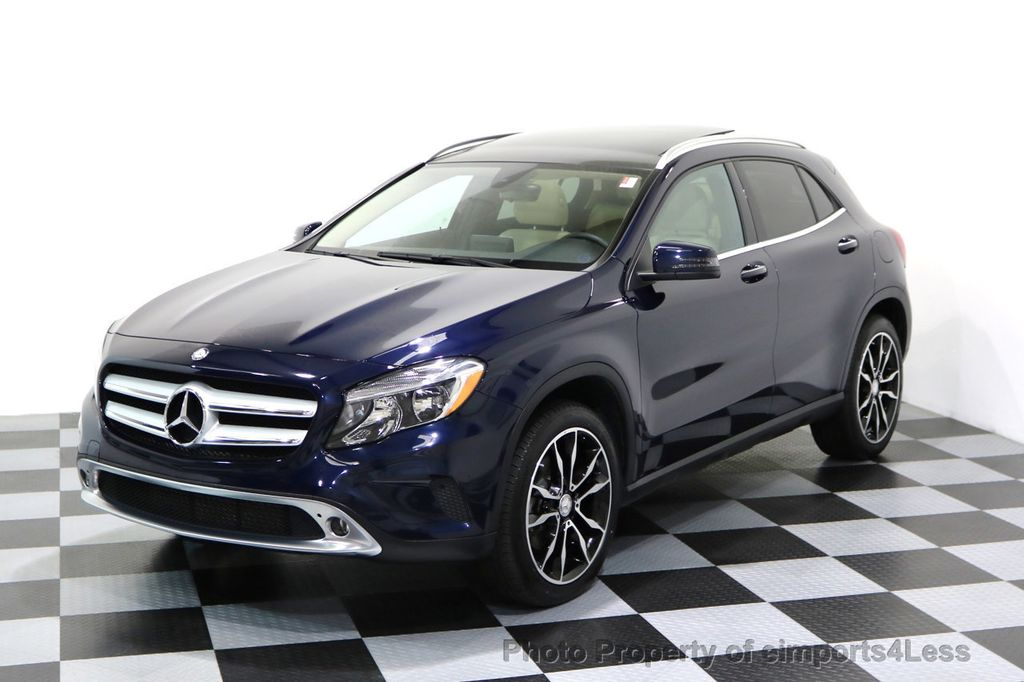 2017 Mercedes-Benz GLA CERTIFIED GLA250 4Matic AWD BLIND SPOT NAVIGATION - 17143760 - 31