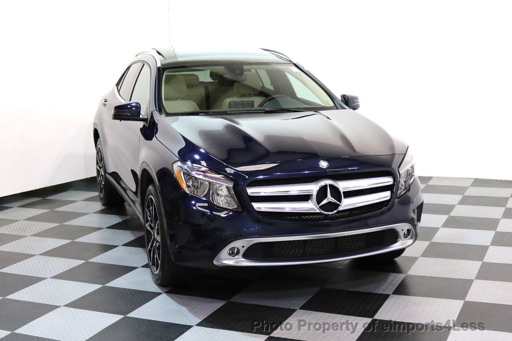2017 Mercedes-Benz GLA CERTIFIED GLA250 4Matic AWD BLIND SPOT NAVIGATION - 17143760 - 32
