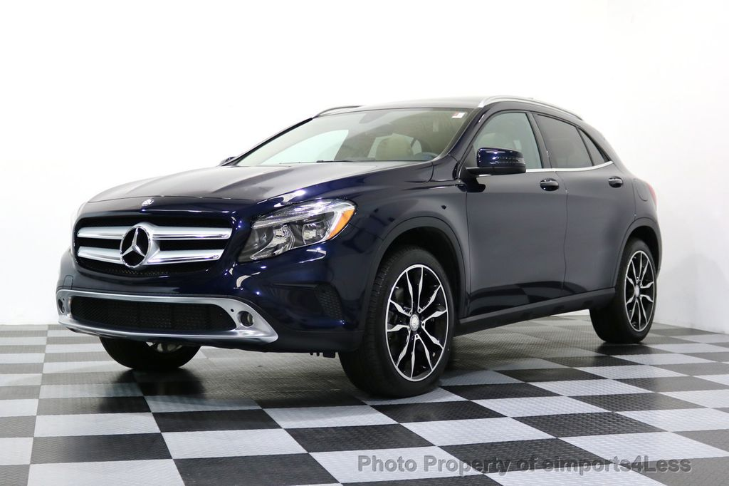 2017 Mercedes-Benz GLA CERTIFIED GLA250 4Matic AWD BLIND SPOT NAVIGATION - 17143760 - 45