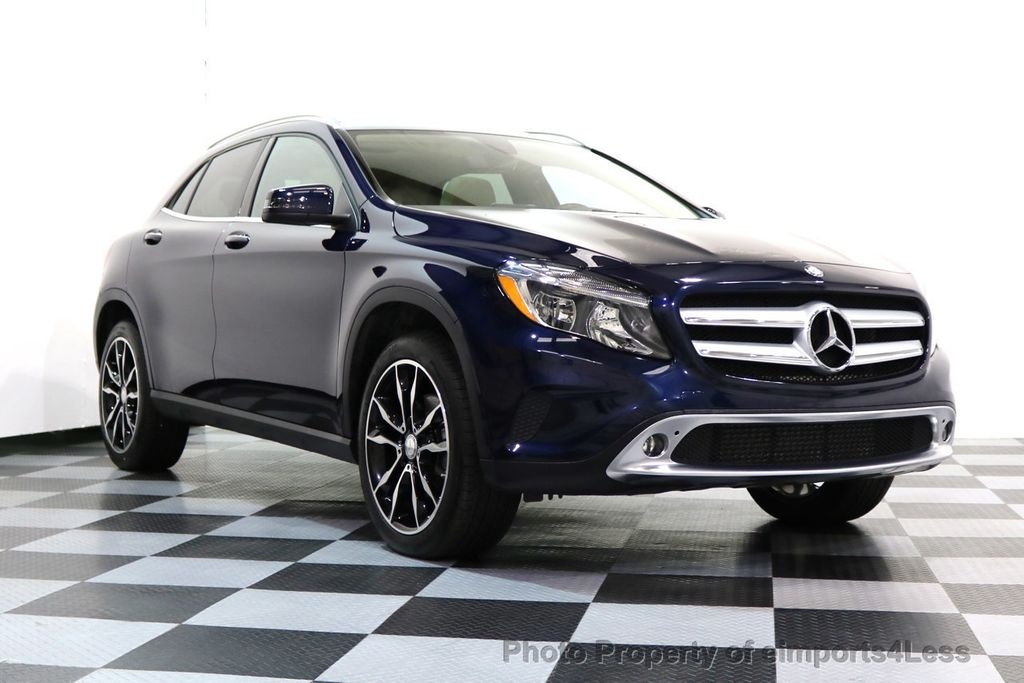 2017 Mercedes-Benz GLA CERTIFIED GLA250 4Matic AWD BLIND SPOT NAVIGATION - 17143760 - 49